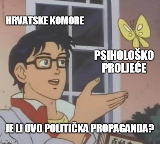 Hrvatske komore o Psihološkom proljeću