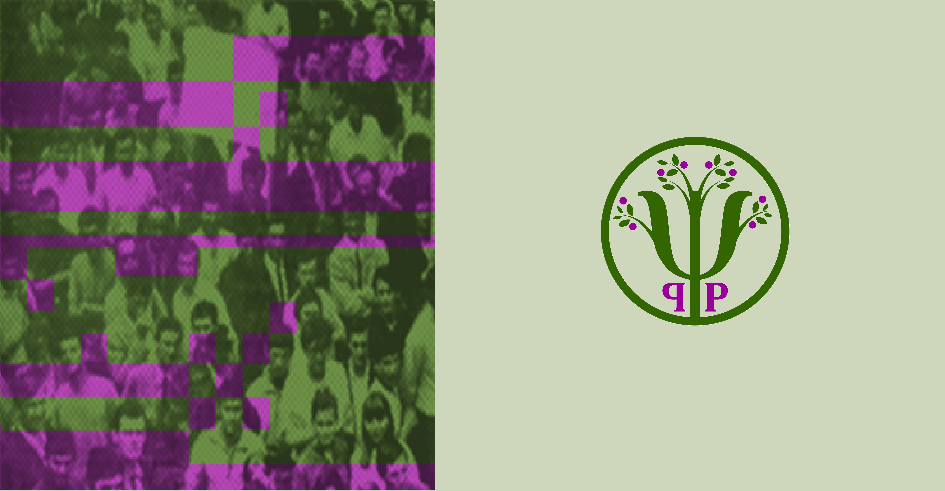 Psihološko proljeće logo i cover
