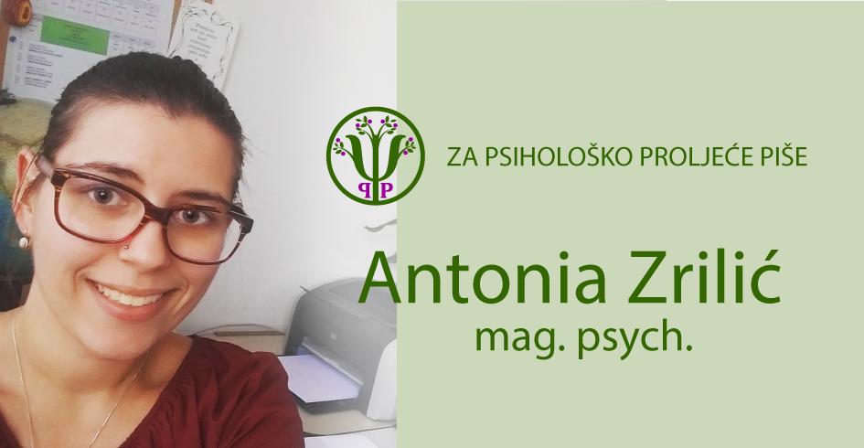 Antonia Zrilić mag. psych